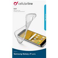 Чехол для телефона Cellularline SOFTGALJ717T(29767)Чехол для Samsung Galaxy J7(2017), прозрачный